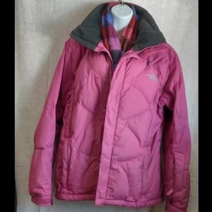 The North Face 600 Series Down Puffer *Defects